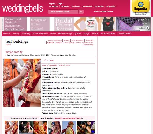 Picture Wedding Bells